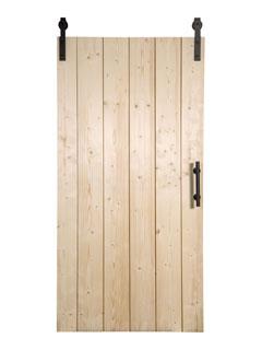 Op maat gemaakte houten deuren