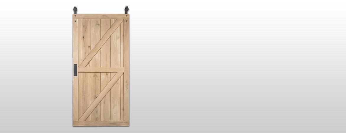 Banner deur